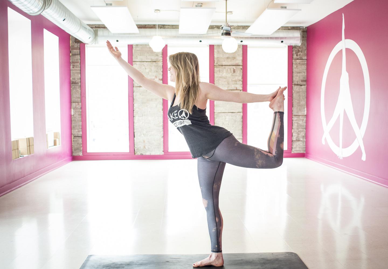 arial yoga hellerup