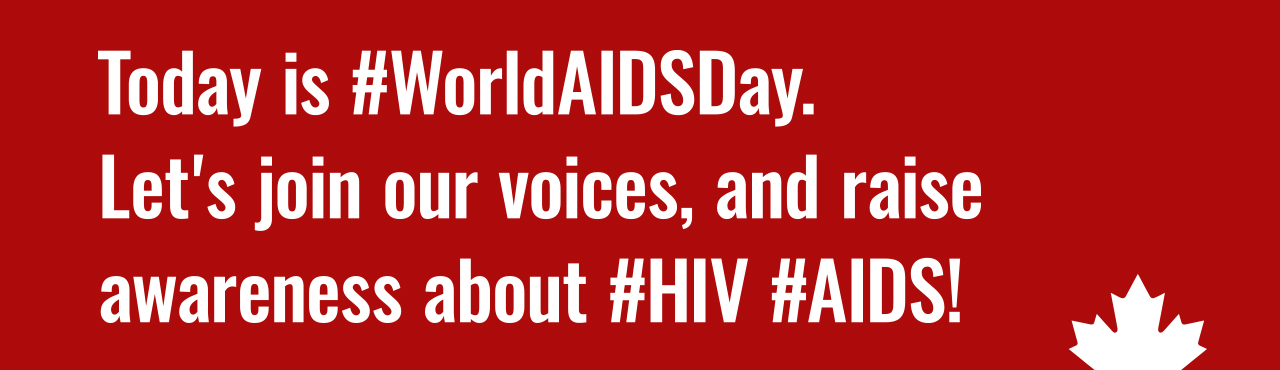 Voices for World AIDS Day Social