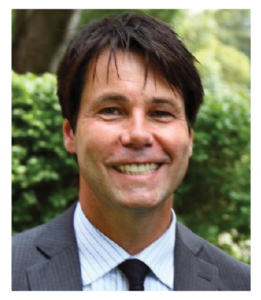 Dr. Eric Hoskins, OC MSC MPP, Minister of Health and Long-term Care