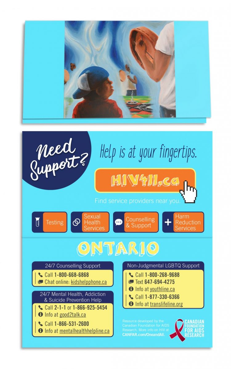 Ontario Youth Cards