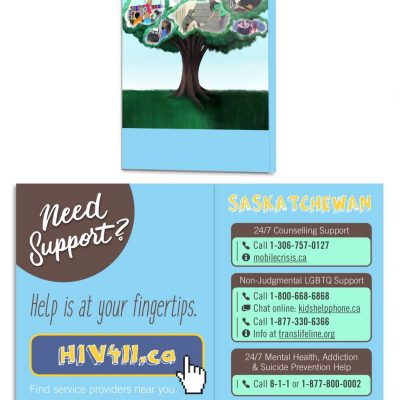 Saskatchewan Youth Cards