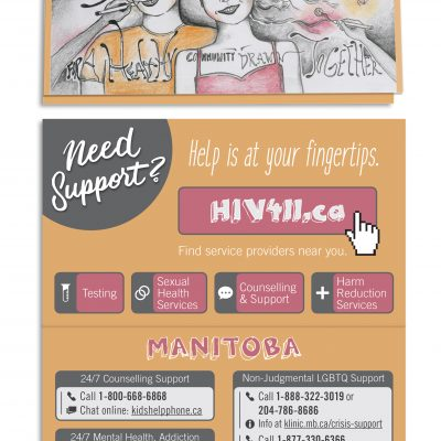 Provincial youth cards, Manitoba