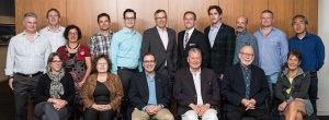CANFAR's Scientific Advisory Committee, who met at Davies Ward Phillips & Vineberg's Toronto office.