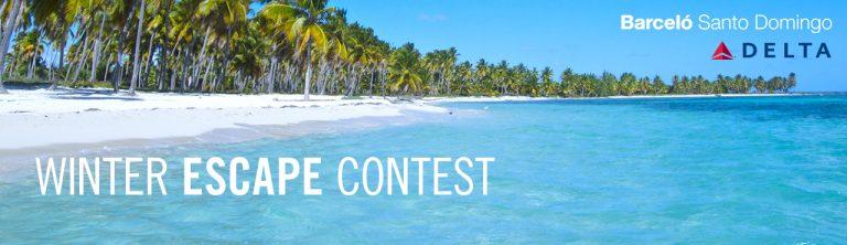 CANFAR Winter Escape Contest