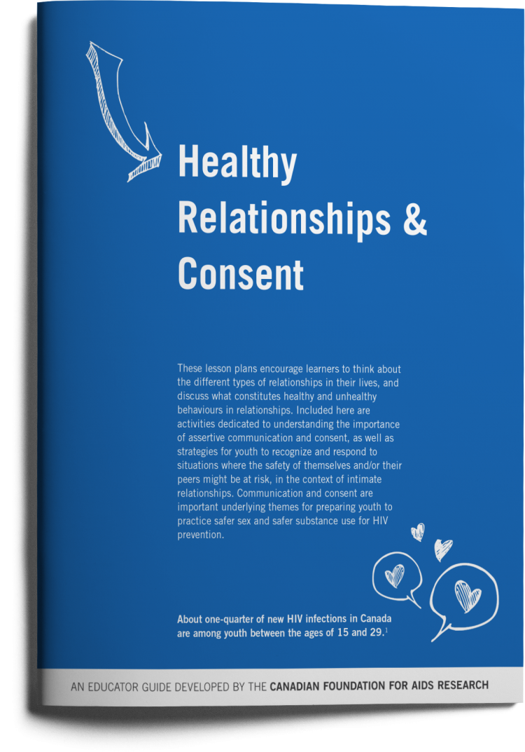 Educator Guide: Healthy Relationships & Consent Print