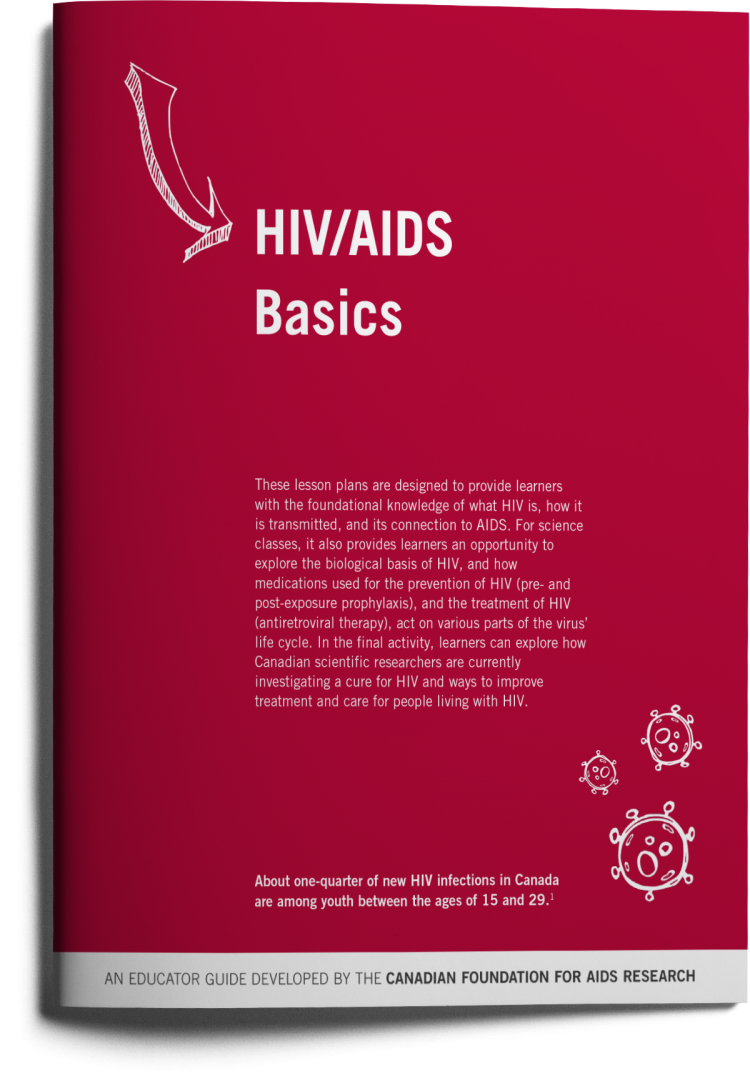 Educator Guide: HIV/AIDS Basics Print