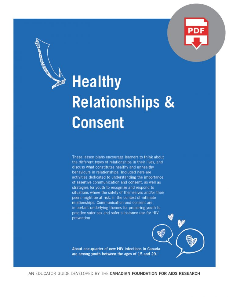 Educator Guide: Healthy Relationships & Consent (Digital)