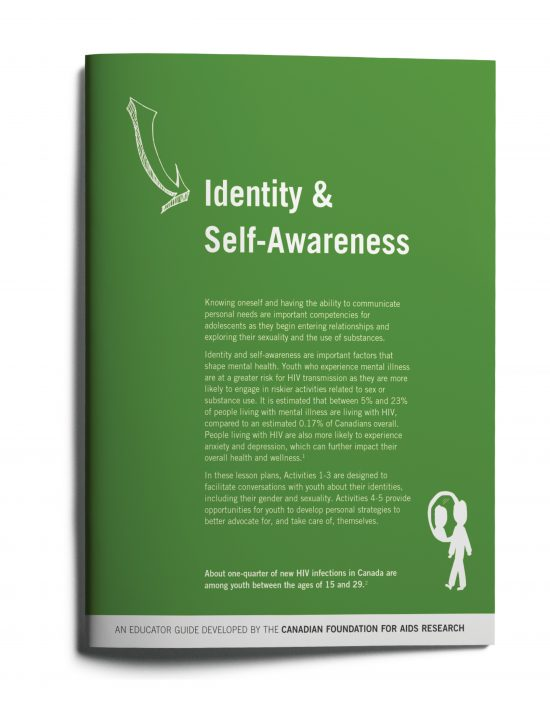 Lesson Plans - Identity and Self-Awareness Print