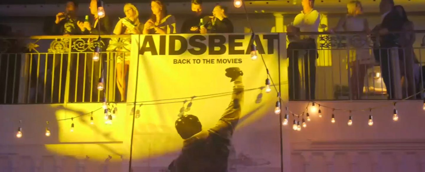 AIDSbeat Back to the Movies