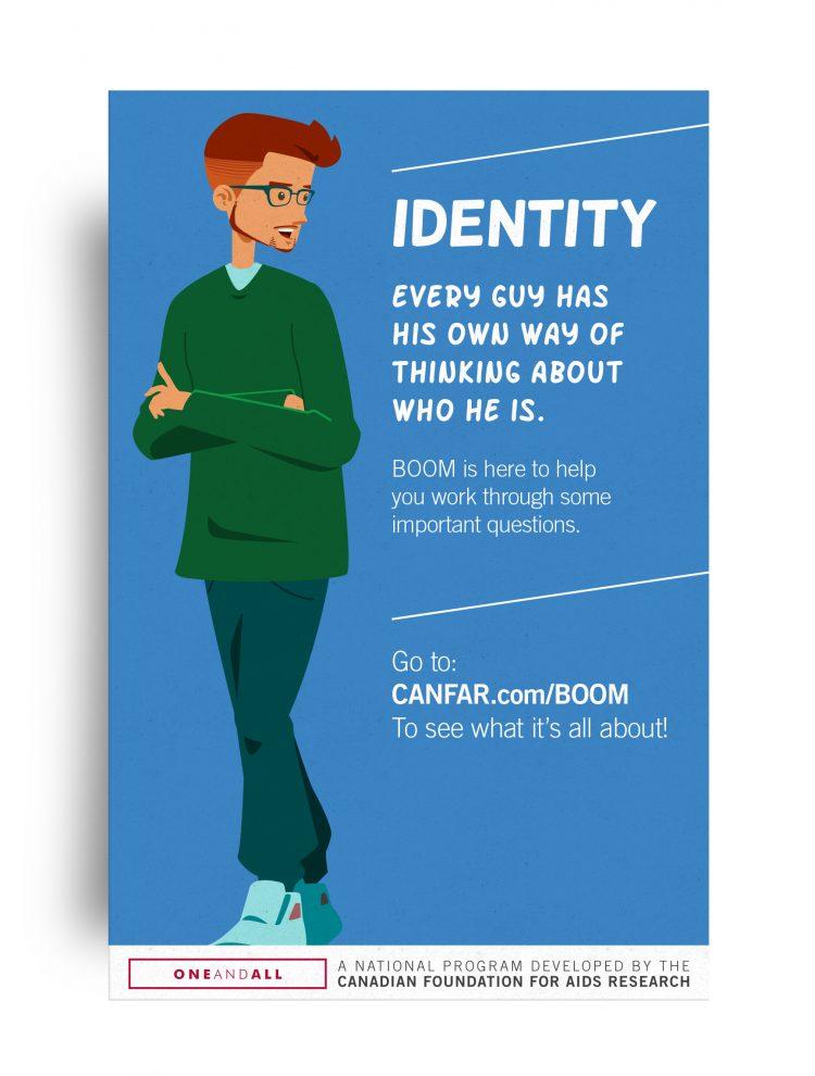 BOOM Postcards: Identity