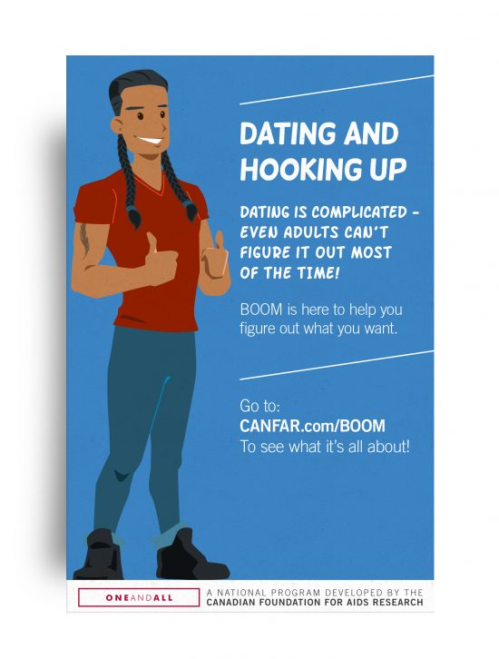 BOOM Postcards Dating and Hooking Up