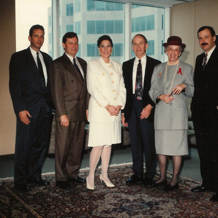 CANFAR Throughout the Years - Board of Directors
