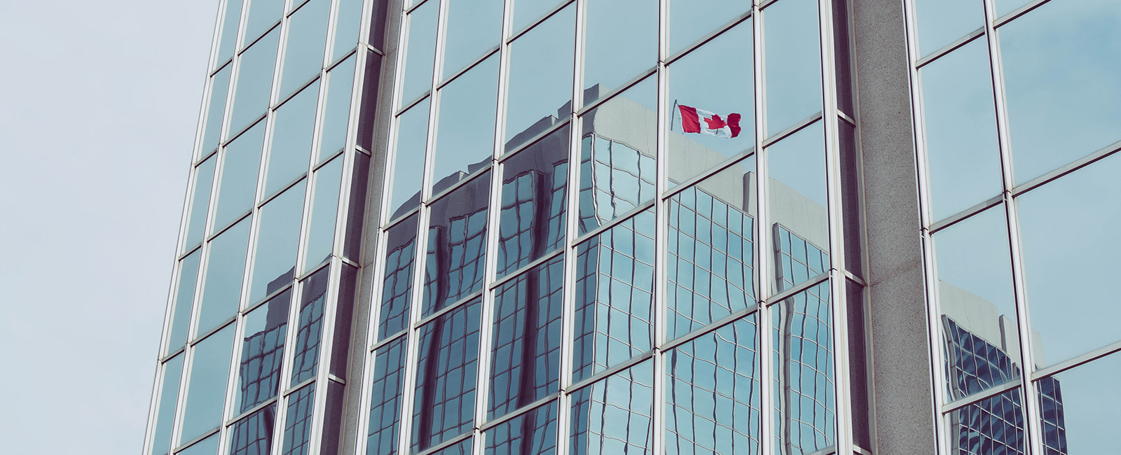 corporate canada flag donations