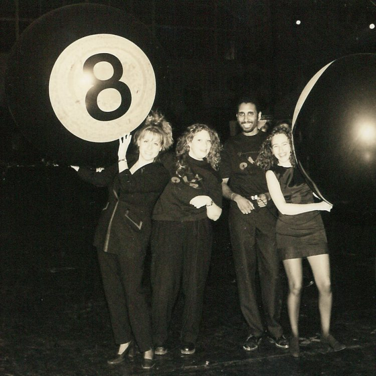CANFAR Throughout the Years - Eight Ball