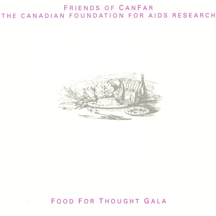 CANFAR Throughout the Years - Food for Thought