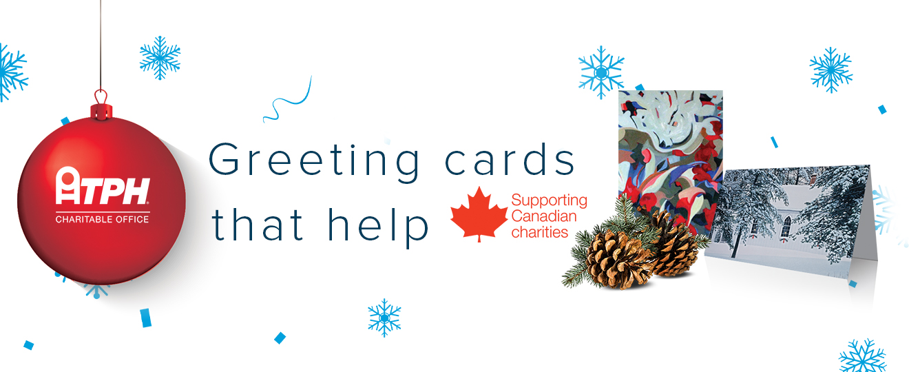 TPH Charitable Greeting Card