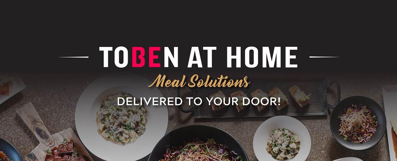 Toben at Home