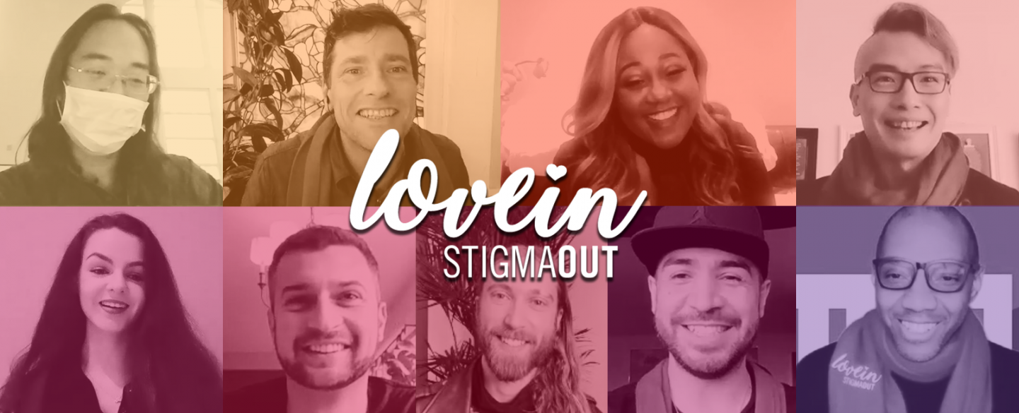 Love In Stigma Out