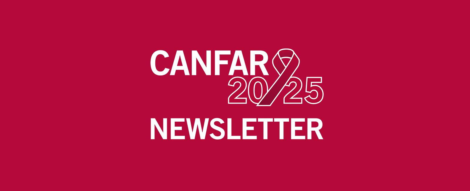 canfar 2025 newsletter centre