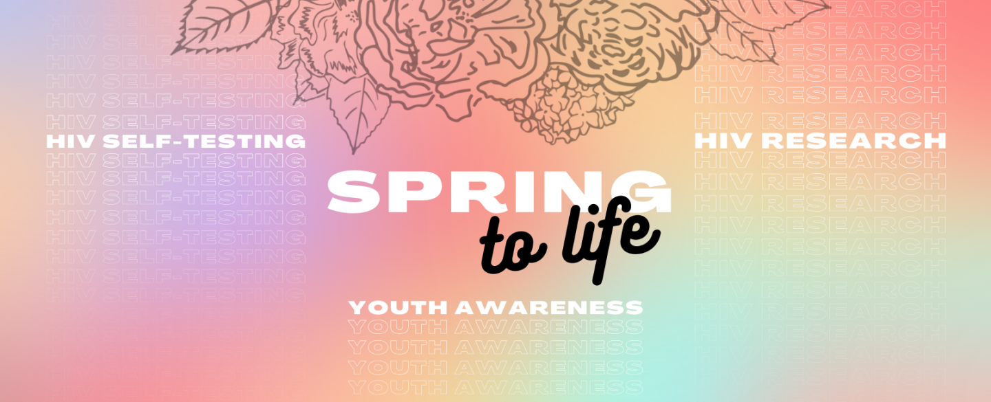 Spring to Life Banner